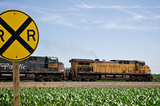 Union Pacific Shows Huge Gains, Even as Rail Freight Remains Relatively Flat