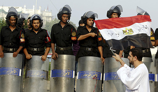 Egyptian Economy Inexplicably Stable During Widespread Violence and Protests