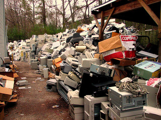 U.S. EPA Helps Developing Nations Control E-Waste Problems