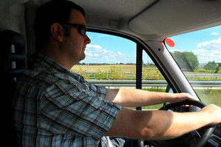 Study Shows Truckers Face Higher Risks for Health Problems