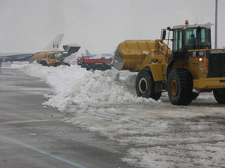 Rounds of Winter Weather Causing Problems for Supply Chain and the Economy