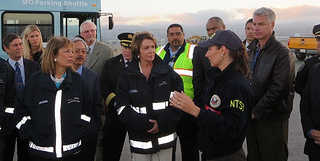 Head of NTSB Steps Down in Middle of Aircraft Disappearance Investigation