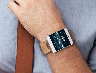 Curious Timing: Apple's iWatch Patent