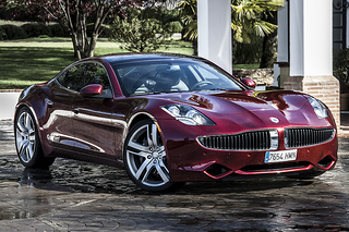 In the Shadow of Tesla: A Look at the Fisker Karma